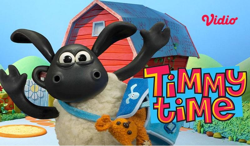 Timmy Time Hadir di Vidio! Kartun Lucu Terbaik Untuk Si Kecil