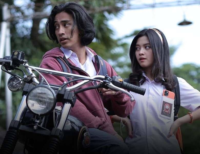 Segera Tayang, Vidio Rilis Foto Pemeran Original Series Terbaru Jingga dan Senja