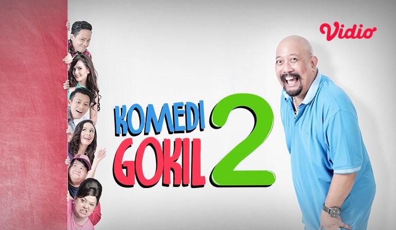 Review Film Komedi Moderen Gokil II, Rumitnya Asmara Dikost Tante Maya dan Om Indro