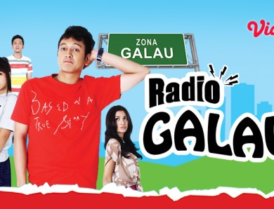 Sinopsis Film Radio Galau FM, Ketika Dimas Anggara Labil Terhadap Hubungan Asmaranya