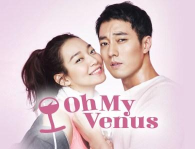 Nonton Oh My Venus, Drakor Rom-com Perjuangan Turun Berat Badan