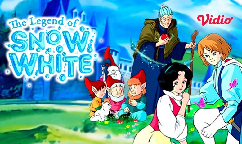 Daftar Karakter The Legend of Snow White yang Tayang di Vidio