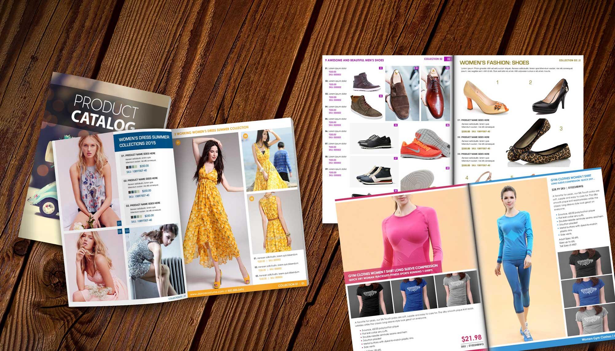 Product Catalog Maker Templates Professionally Designed