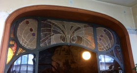 Hannon_House_Brussels Stained glass