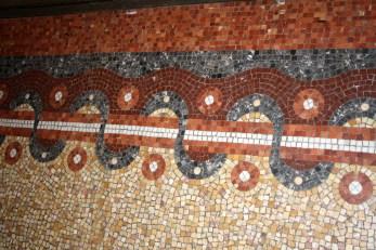 Mosaic Floor Hotel Hannon