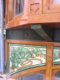 Haarlemmerdijk 140, Amsterdam - tile panel