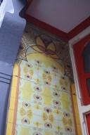 Haarlemmerdijk 43, Amsterdam - Art Nouveau tile panels
