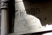26 Cours Lieutaud Marseille - architecte Ch. Heraud 1905