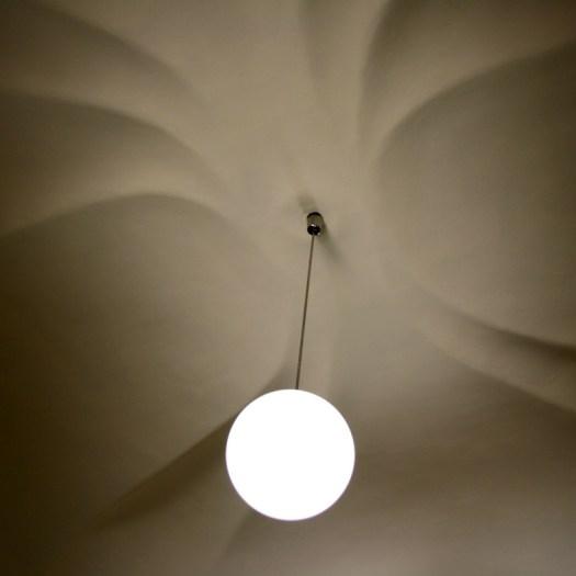 Ceiling at Masia Freixa, Terrassa