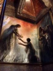 Palau Güell Symbolist Painting