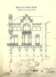 Casa Navas Drawing