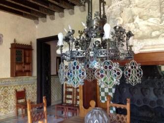 Casa Amatller Dining Room
