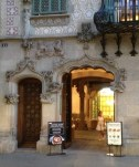 Casa Amatller Entrance