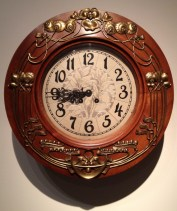 Wall Clock, donation of Mr. Jaume Xarrié