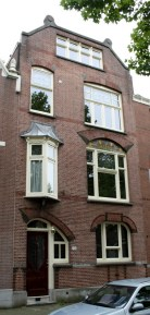 Mathenesserlaan 254 facade