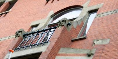 Mathenesserlaan 262-264 balcony