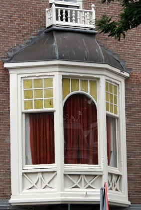 Nieuwe Binnenweg bay window