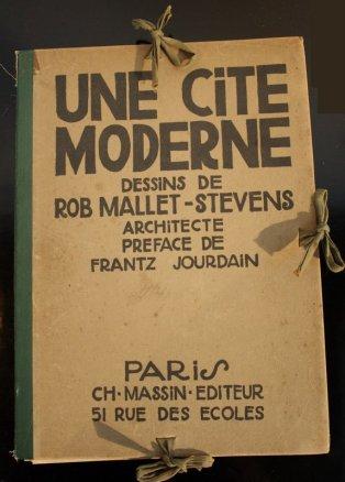 Portfolio Robert Mallet Stevens cover