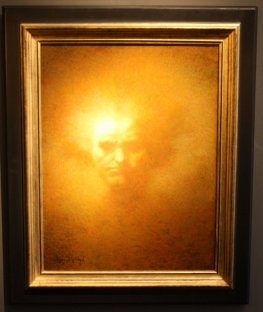 Portrait de Beethoven, Lucien Lévy Dhurmer, Galery Ary Jan (BRAFA 62a)