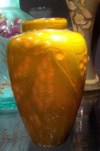 Tiny Esveld yellow vase