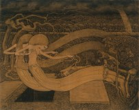 1892 Jan Toorop - Oh Grave, where is thy Victory