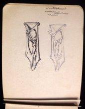Sketch book Hendrik Methorst