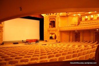 Interior Opera de Vichy