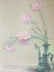 Fleurs by Lucien Lévy-Dhurmer