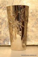 Vase Art Nouveau Philippe Wolfers 1897