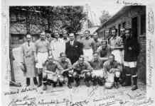Selección de Euzkadi (1937). En plena Guerra Civil