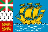 Bandera de Saint-Pierre y Miquelon