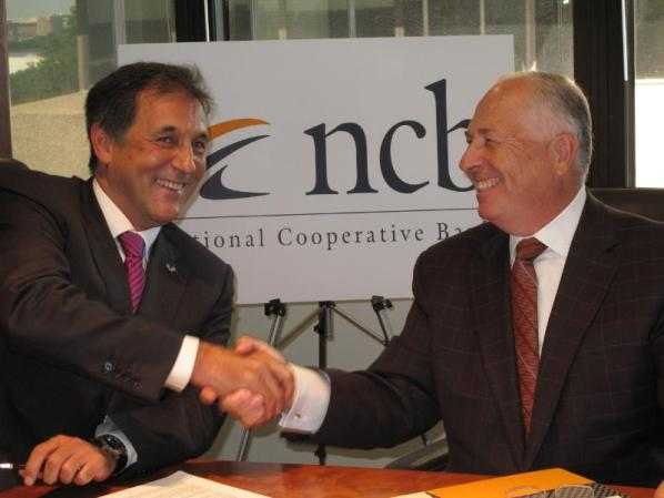 NATIONAL COOPERATIVE BANK EXECUTIVES