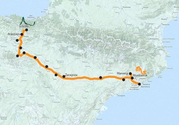 mapa-camino-ignaciano