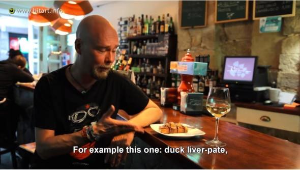 Markus Karhunen explica a los finlandeses qué es Bilbao