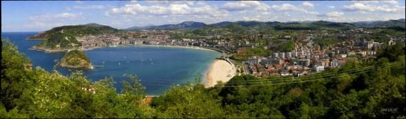 donostia-gigapan-San Sebastian