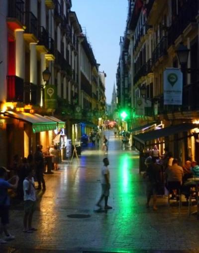 Parte Vieja de Donostia. El corazón, del corazón de la especialidad vasca de los pintxos