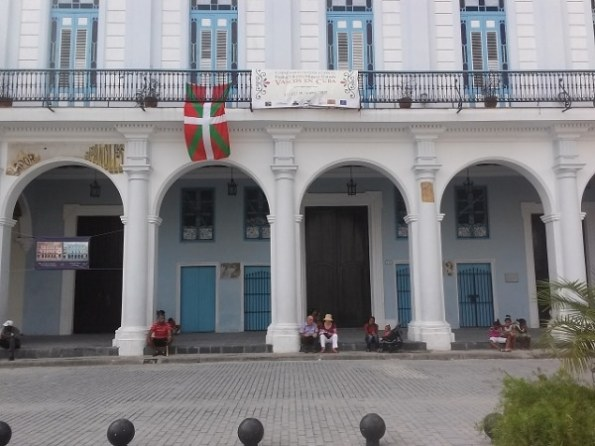 La cita fue celebrada en la Plaza Vieja, en el Casco Histórico de La Habana. Ivet González/ IPS