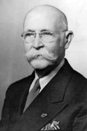 Photo of Emile Zatarain, the founder of Zatarain's & Sons