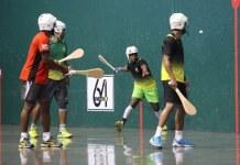 Campeonatos de Pelota Vasca en las Islas de Reunion (2015)