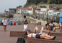 """Una de las imágenes usadas por """"The Academy of Urbanism"""" en la candidatura de Donostia/San Sebastián"""