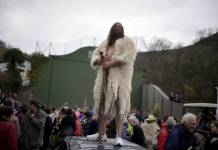 Carnavales de Ituren Zubieta 2016