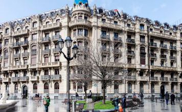 New York Times informa de la venta de un apartamento en Bilbao (fotografía: Markel Redondo for The New York Times)