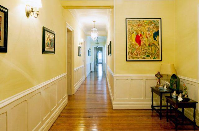 Vista del interior de la vivienda de Bilbao a la venta comentada por New York Times (fotografía: Markel Redondo for The New York Times)