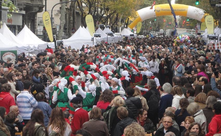 e5d7966d30 Cómo ha celebrado Buenos Aires la Cultura Vasca (Vídeo)
