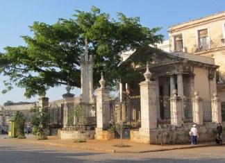 El Templete de La Habana que se basa en el de la Casa de Juntas de Gernika