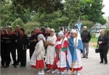 Celebración de San Ignacio por el Centro Vasco Euzko Etxea de Villa María (argentina)