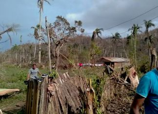 Miles de viviendas fueron arrasadas en Cuba tras el paso de Matthew. (14ymedio)