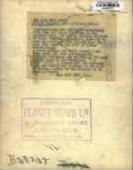 Argazkia, Planet News Ltd prentsa britaniar agentziak 1937an egindakoa, zeinek 30 eta 40 urteetan garrantzi handia izanda, UPI agentziaren fundatzaile bihurtzeko (dakigunez).