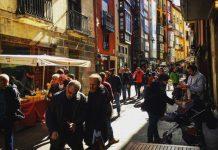 Un articulo con pistas para disfrutar la Comunidad Autónoma del País Vasco en el blog de Ryanair