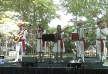 Kern County Basque Club celebrates 45th memorial day celebration